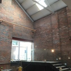Stuart Crystal Renovation Stourbridge Commercial Project